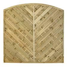 Fence Panels With Trellis Fence Panels U0026 Trellis Wooden Garden Fencing U0026 Trellis Panels