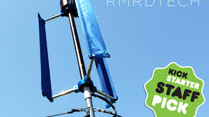 Small Wind Turbines For Home - a small wind turbine for a big difference by rmrdtech u2014 kickstarter