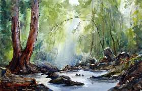 landscape painting artists watercolour landscapes joe cartwright watercolour artist