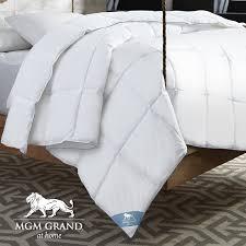 home design alternative comforter mgm grand at home all season alternative comforter reviews