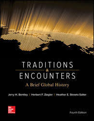 encounters a brief global history