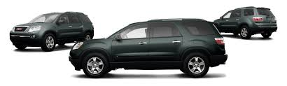 2009 gmc acadia sle 1 4dr suv research groovecar