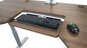 desk midi keyboard desktop stand adjustable standing desk