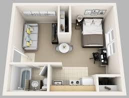 Great Small Apartment Ideas Download Studio Apartment Floor Plan Home Intercine