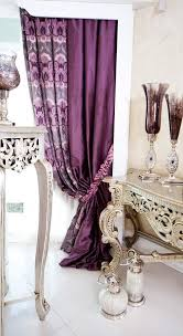 Curtains For The Home Best 25 Purple Home Curtains Ideas On Pinterest Purple Curtains