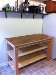diy industrial kitchen island or cart or whatever create