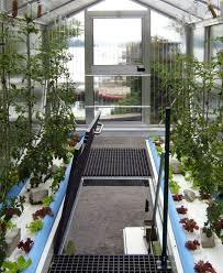 shipping container greenhouse urban farm unit by damien chivialle