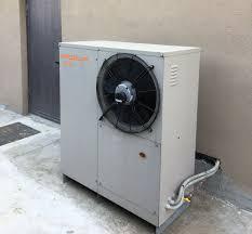 pompa di calore interna di calore a metano e energia rinnovabile aerotermica robur k18
