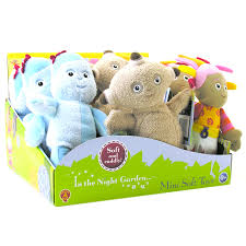 mini soft toys night garden wwsm