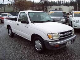 1998 toyota tacoma 2wd 1999 toyota tacoma for sale carsforsale com