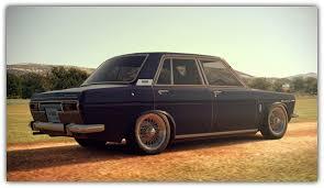 nissan bluebird 1969 nissan bluebird 1600 deluxe gran turismo 6 by vertualissimo