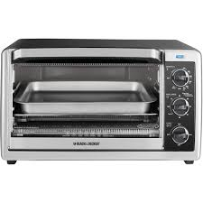 toaster ovens best deals black friday black decker convection toaster oven to1675b walmart com