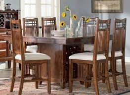 Broyhill Dining Chairs Chair New Chevron Dining Table Broyhill Furniture 4808 532 Room