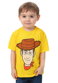 Woody Halloween Costume 4t Toddler Toy Story Woody Face Shirt