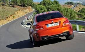 bmw 1m review 2011 bmw 1 series m coupe test review car and driver