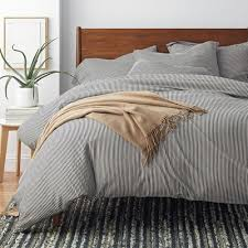 Jersey Cotton Duvet Set Jersey Knit Duvet Covers The Company Store