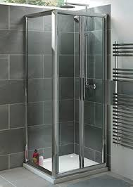 Shower Bifold Door Bi Fold Shower Doors Bathrooms 365