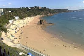 North Beach House Tenby Best Beaches In Wales 2015 Wales Online