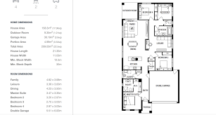 metricon floor plans amira 22a metricon amira 22