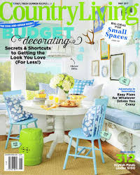 country living magazine knows the best estate sales are mint green