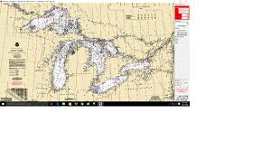 Find Map Coordinates Saginaw Bay Map With Coordinates Page 2 Michigan Sportsman