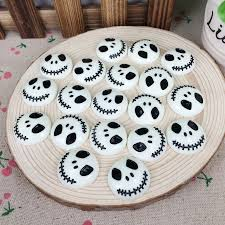 aliexpress com buy kawaii flatback diy halloween ghost face