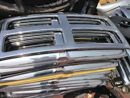 Dodge Ram 6500 - parrilla dodge ram 6500 cromada nueva original 2 250 00 en