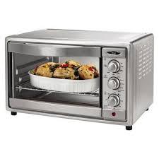 Fagor Toaster Oven Oster Tssttvrb04 6 Slice Convection Toaster Oven Brandsmart Usa