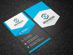 modern vertical business card 25 graphic pick