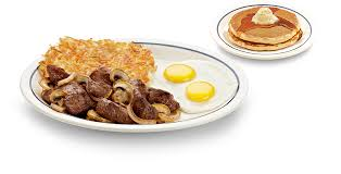 country omelette ihop