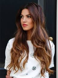diy highlights for dark brown hair top 20 best balayage hairstyles for natural brown black hair