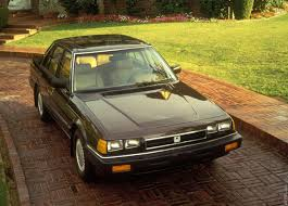 first acura ever made my 7th car 1985 honda accord sei just like this metallic brown