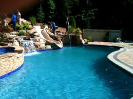 Pool Landscaping Ideas On A Budget Furniture Endearing Backyard Landscaping Ideas Swimming Pool