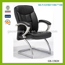 Conference Room Chairs Leather Leather Office Chair Office Chairs No Wheels For Conference Room