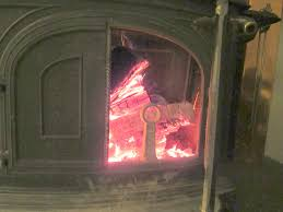 wood stove radiance in a cold spell princetonprimer