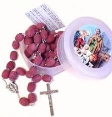 petal rosary petal rosaries