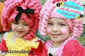 Lalaloopsy Halloween Costumes Handmade Lalaloopsy Doll Costume