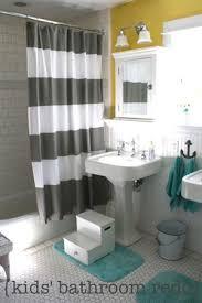 Kids Bathroom Ideas Pinterest Colors Love This Color Combo Would Make A Good Unisex Bathroom Like