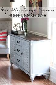 room buffet makeover