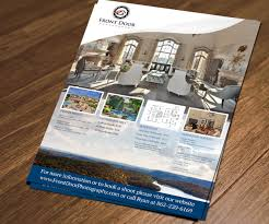 Real Estate Marketing Floor Plans by Serious Professional Flyer Design For Front Door Photography Llc