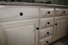 How To Distress White Kitchen Cabinets Antiqued Distressed Bathroom Vanity Distressed White Cabinet