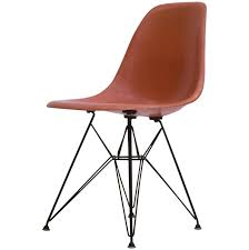 Eames Chair Eames Shell Chair On Original Eiffel Base 1950s For Sale At 1stdibs