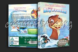 land 08 big freeze dvd cover dvd covers
