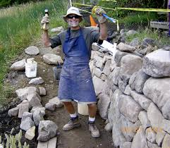 alt build blog tips on building a drystack stone wall