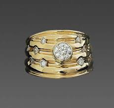Reset Wedding Ring by Custom Made Right Hand Ring Reset From Old Rings
