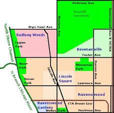 40th ward chicago map talk lincoln square chicago