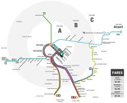 light rail w line rtd rail map rtd s rail system consists of 7 rail lines the