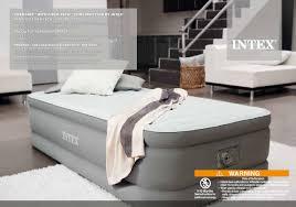 intex premaire twin airbed