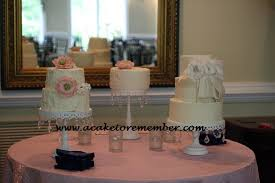 wedding cake display wedding cake display