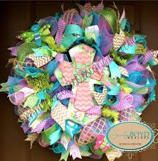 Easter Decorations With Deco Mesh by 684 Best Wreaths Deco Mesh Wreaths For All Seasons Images On